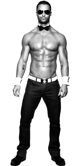the exotic male dancers of chippendales